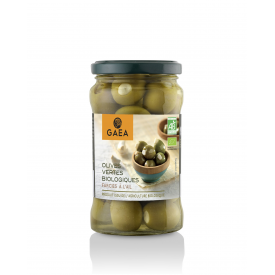 BIO - Olives vertes farcies...