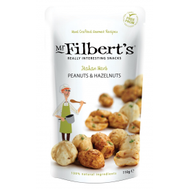 Mixed nuts - aux herbes...