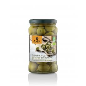 BIO - olives vertes entières