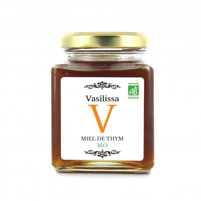 miel de thym - origine Grèce
