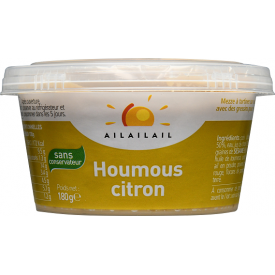Houmous citron AIL AIL AIL